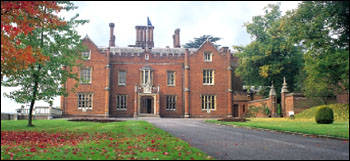 Latimer House is our venue for new years eve murder mystery